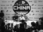 Jerry Colangelo and Coach K at China Press Conference