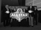 Jerry Colangelo and David Stern - 2009 All Star Game