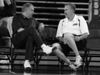 Jerry Colangelo and Mike D' Antoni