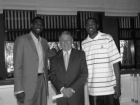 Greg Oden, Jerry Colangelo, Kevin Durant
