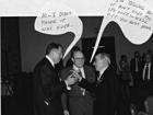 Jerry Colangelo, Joe Garagiola and Yogi Berra